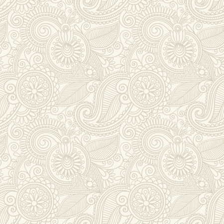 white textured paper: Seamless wallpaper, vector background