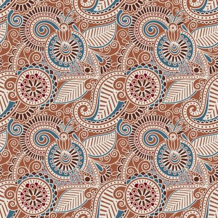 Seamless wallpaper, vector background Stock Vector - 15110435