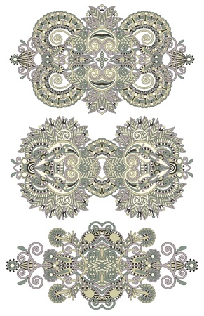 ornamental floral adornment  Stock Vector - 15482101