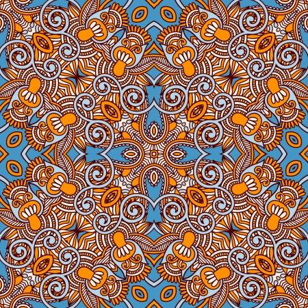 original retro paisley seamless pattern Stock Vector - 15541337