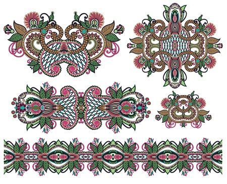 ornamental floral adornment Stock Vector - 15542278