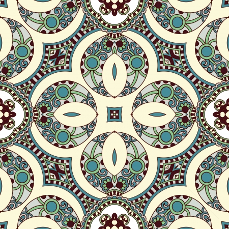 ottoman fabric: Traditional ornamental floral paisley bandanna. Ornament seamless background . You can use this pattern in the design of carpet, shawl, pillow, cushion