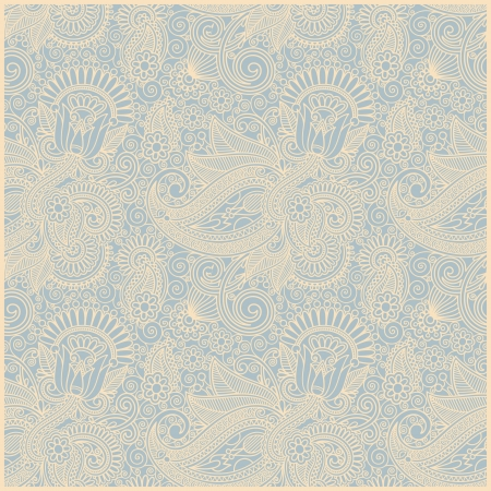 vintage wallpaper, vector background Vector