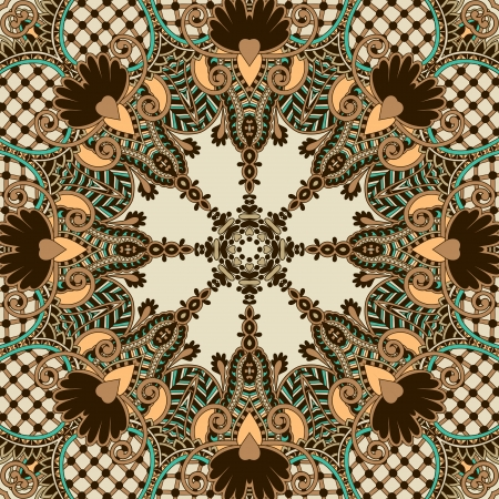 retro paisley seamless pattern Stock Vector - 16513936