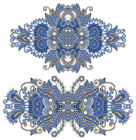 ornamental floral adornment Stock Vector - 16573158