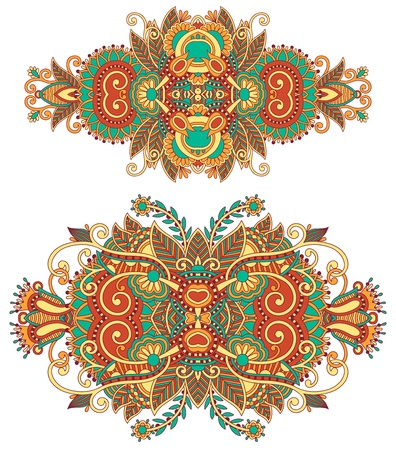 ornamental floral adornment for your design Stock Vector - 16576720