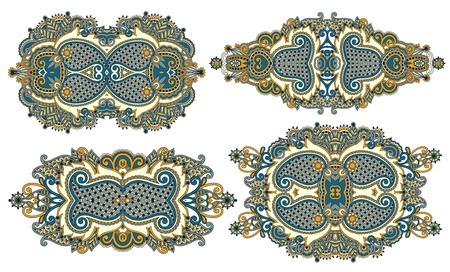 adornment: ornamental floral adornment