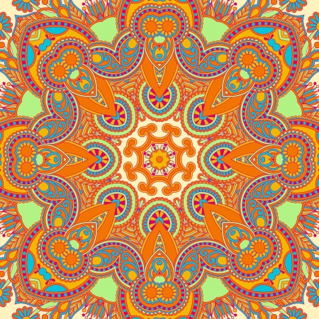 original retro paisley seamless pattern Stock Vector - 17367308