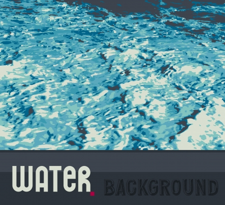 seawater: abstract water background