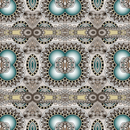 lace: seamless geometry vintage pattern, ethnic style ornamental background, ornate floral decor for fabric design, endless texture