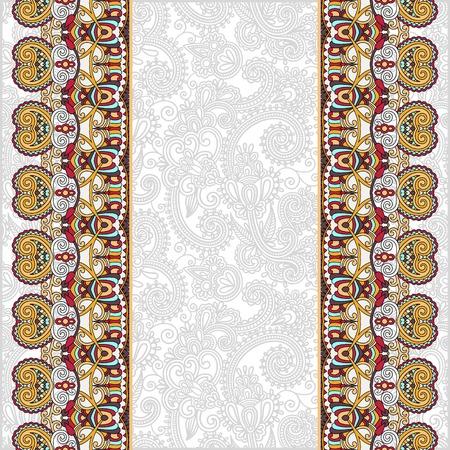 stripe pattern: ornamentali sfondo con nastro fiore, motivo a strisce, saluto illustrazione di carta