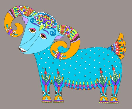 Коза символ 2015 года