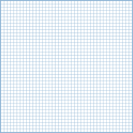 square background lined sheet of paper for print or design
