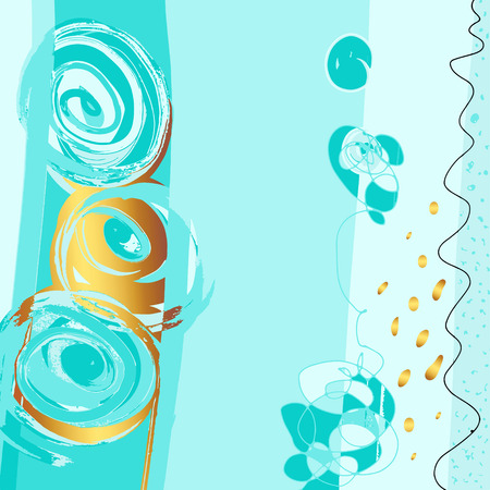 bright paintings: abstract painting background, digital art
