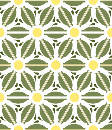 Vector pattern - colorful seamless geometrical background. Possibility of change of your color. You can apply it in the wide range of use.Vector illustration. Illustration