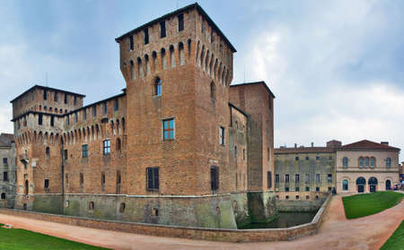 ducale: Palazzo Ducale, Mantova, Italy
