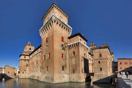 ferrara: Castello Ducale in Ferrara