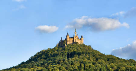 Hohenzollern Castle, Germany photo