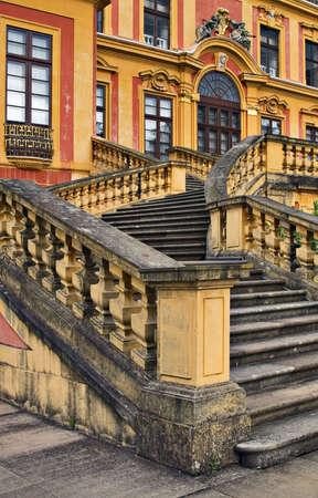Scale di Palazzo preferito, Ludwigsburg, Germania
