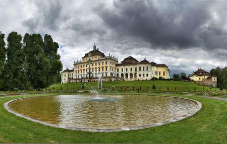 Ludwigsburg Palace, Baden-Wurtemberg, Germany