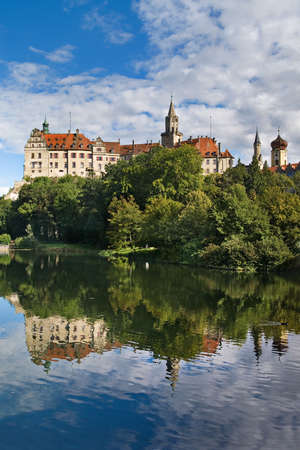 Sigmaringen Castle, Baden-Wurtemberg, Germany