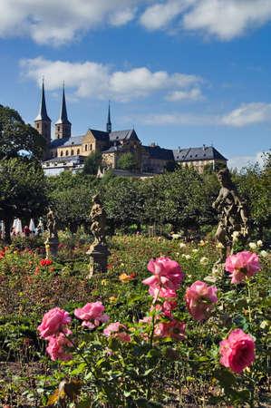 residenz: Residenz palace garden, Bamberg, Germany