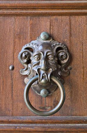 satire: Door handle