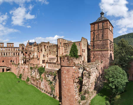Heidelberg Schloss (Castle), Germany