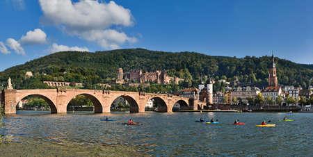 Heidelberg panorama, Germany