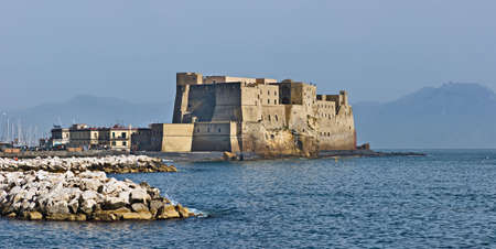 Castel dell Ovo (Egg Castle), Naples, Italy