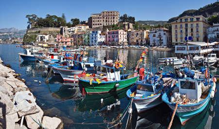 Marina Grande (big), Sorrento, Italy