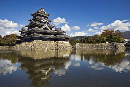Matsumoto (Crow, Fukashi) Castle, Matsumoto, Japan