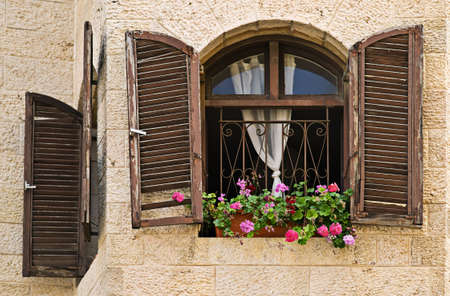 Jerusalem windows