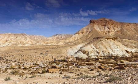 negev: Red mountain in Negev desert, Israel
