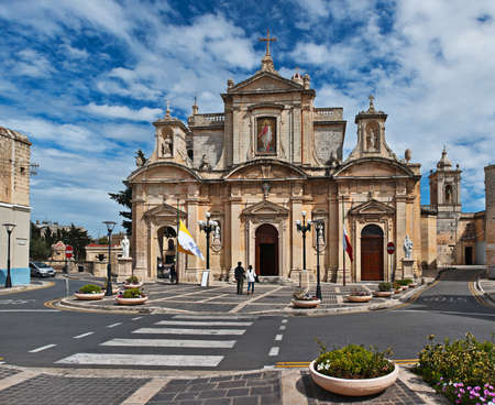 St. Pauls church, Rabat, Malta