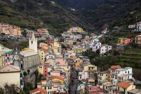 Riomaggiore is a village and comune in the province of La Spezia in the Liguria region of Italy  It is the one of the Cinque Terre villages