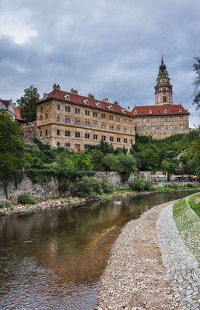 Cesky Krumlov Castle, Bohemia, Czech Republic