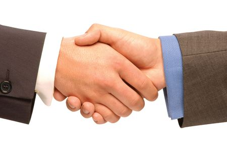 Business deal. Stock Photo - 4286598