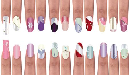 manicure: Nail Polish. Series, see more..