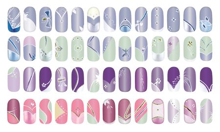 Nail Polish. Series, see more.. Stock Photo - 4305662