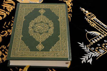 mohammad: Koran.