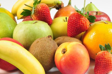 Fresh Fruit. photo