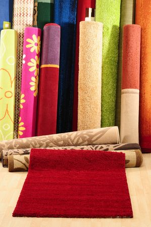 fabric roll: Oriental rugs. See more...