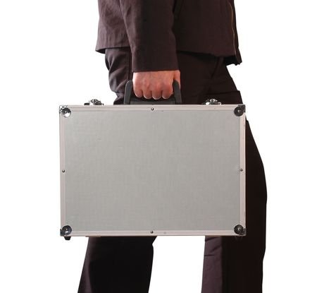 road warrior: Carrying case.