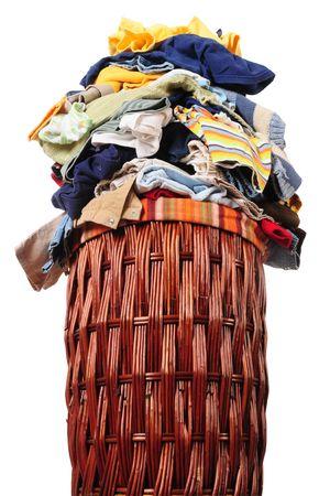 Laundry tower. photo
