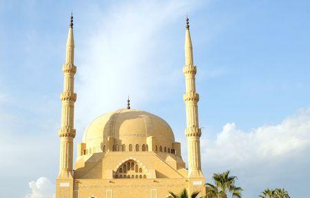 Mosque. Stock Photo - 4388176