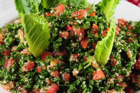 Tabouleh. Stock Photo - 4474160