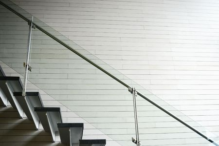 Classical stairway.