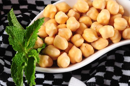 garbanzos: Garbanzos.