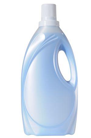 laundry detergent: Softness detergent. Stock Photo